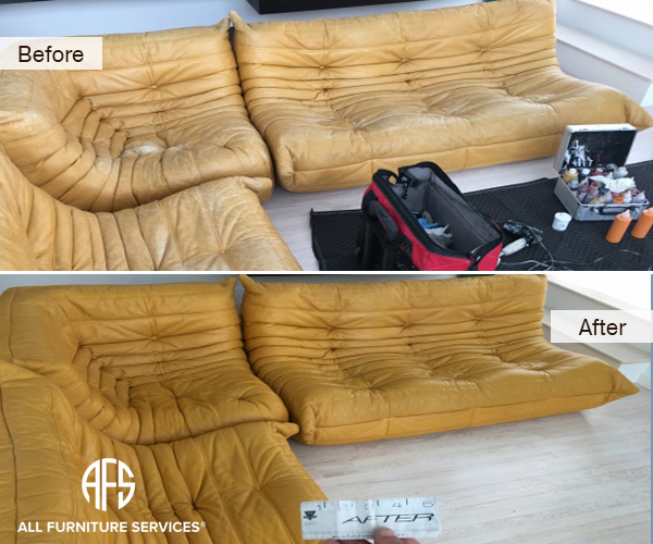 Gallery Before After Pictures All Furniture Services  : Aniline Leather dyeing Wear and Tear Restoration Improvement color enhancing from www.furnitureservices.com size 600 x 500 jpeg 113kB