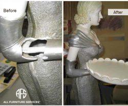 Broken Statue Arm