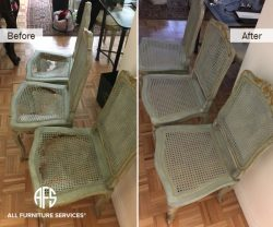 Chair cane repair and restoration cannin...