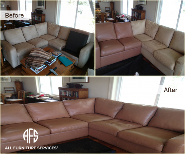 Color Replacement Change Match Sectional Leather Couch Vinyl