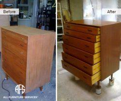 Dresser Refinished
