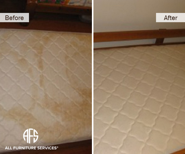 Matress Stain Cleaning
