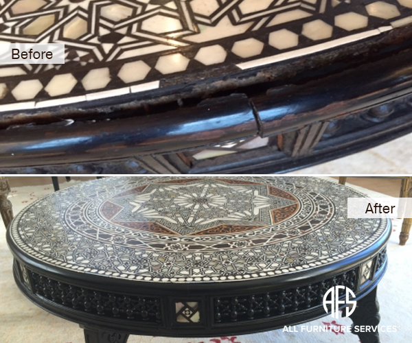 Mother Of Pearl Manuafcturing Making Missing Pieces Fill Inlay Repair Full  Restoration Finsihing Piece Of Art