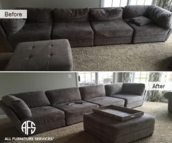Sectional Cushions Pillows adding replac...