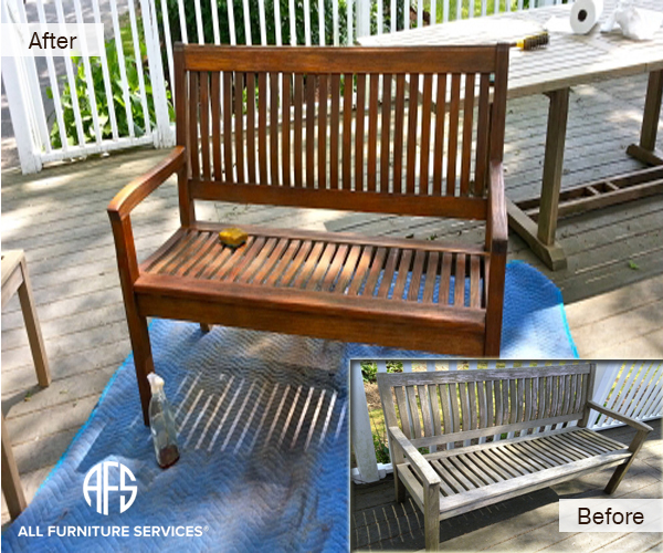 Outdoor Furniture Repair Deer Park Ny: Gallery, Before After Pictures