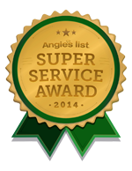 All Furniture Services winner of 2014 Super Service Award!