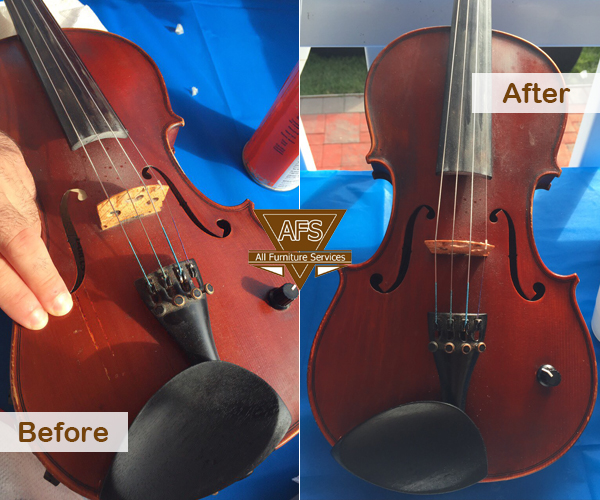 Gallery Before After Pictures All Furniture Services174 : musical instrument violin wood crack damage repair finishing from furnitureservices.com size 600 x 500 jpeg 245kB