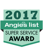 Angie's Super Best Service Award 2017