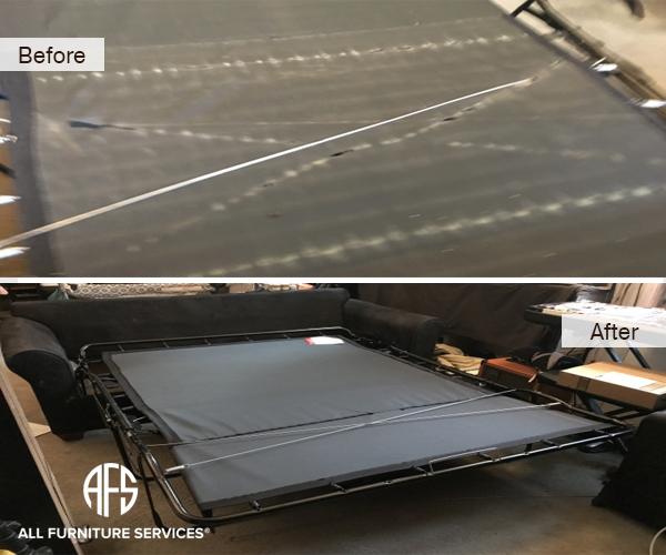 Sofa Bed Fabric Deck Replacement Brokeasshome Com