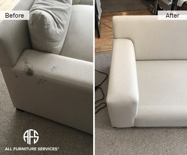 Sofa Fabric Stain Remover: Gallery, Before After Pictures