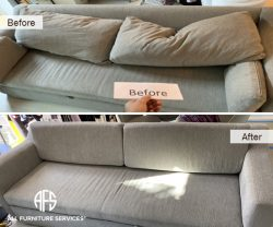 furniture sofa chair seat back cushion padding foam comfort change soft firm keep shape sectional