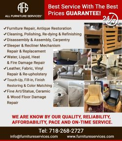 All Furniture Services Poster