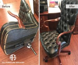Executive-chair-mechanism-broken-arm-mechanism-post-column-strut-base-repair-replacement-restoration