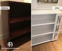 Wall-unit-Bookshelf-cabinet-Refinished-color-change-customization-and-design