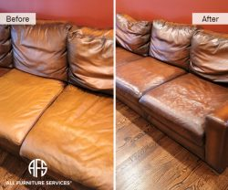 Leather Repair Faded Sun Color enhancing dyeing restoring New York Jersey Florida Medic Doctor Expert