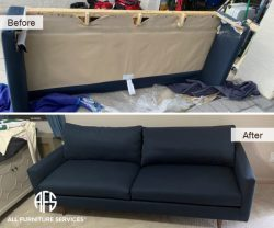 sofa take apart sofabed disassembling loveseat break down sectional cut in half sleeper bed same day disassembly assembly dismantle to fit NYC New York Jersey elevator narrow door couch