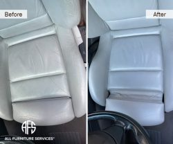 car airplane boat seat repair restore dyeing paint color fix cracks discoloration stain staten island ny