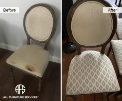 chair furniture seat padding and upholstery
